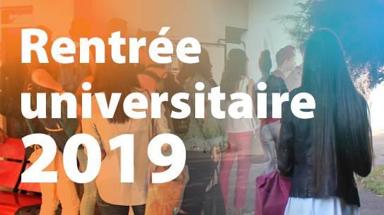 Rentrée universitaire INSPE 2019