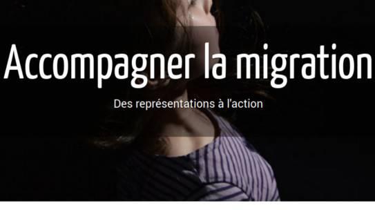 Mise en ligne du blog » Accompagner la migration «