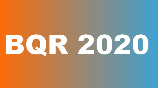 Dotations BQR et INSPE 2020
